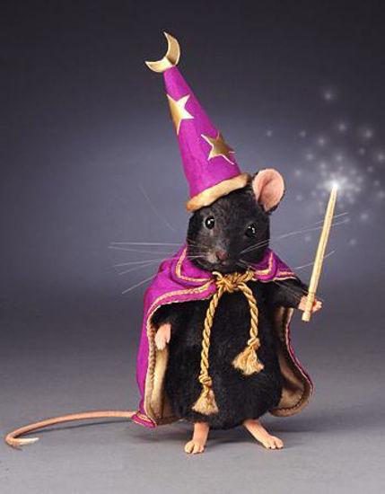 Black Magic - Halloween Mouse