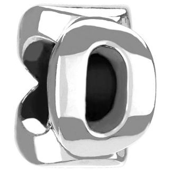 Letter O by Chamilia