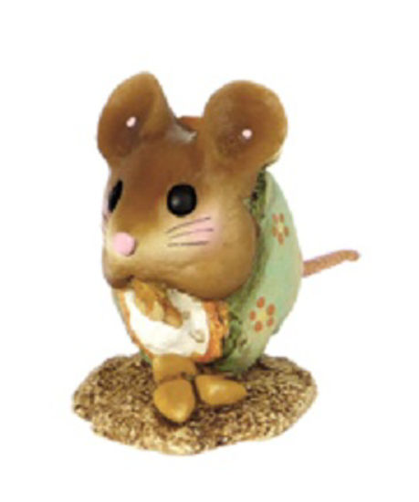 Nibble Mouse NM-1 Parsley by Wee Forest Folk®