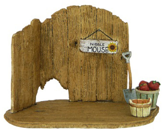 Barn Backdrop NM-4 by Wee Forest Folk®