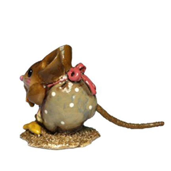 Nibble Mouse NM-1 Cocoa by Wee Forest Folk®