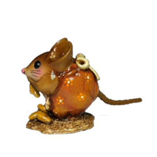Nibble Mouse NM-1 Ginger by Wee Forest Folk®