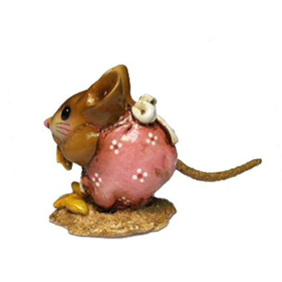 Nibble Mouse NM-1 Sweet Rose by Wee Forest Folk®