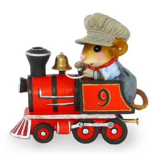 Wonderland Express M-453 Red by Wee Forest Folk®