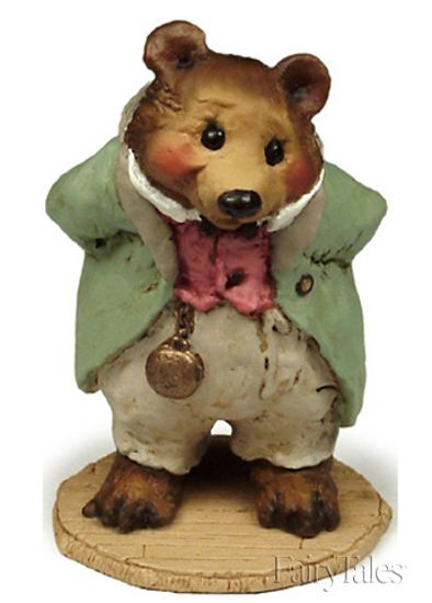 Grandfather Bear BB-12 by Wee Forest Folk®