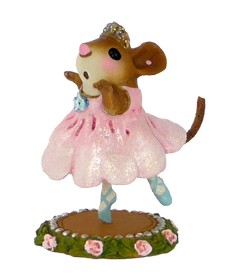 Petite Ballerina M-455 by Wee Forest Folk®