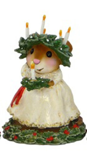 Santa Lucia M-449 by Wee Forest Folk®