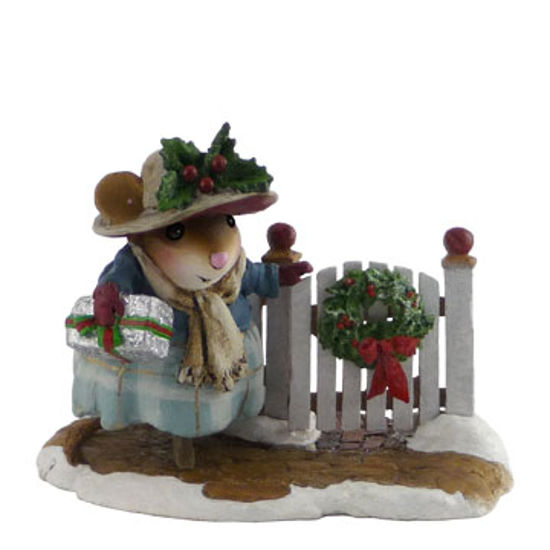Holiday Arrival M-427 by Wee Forest Folk®