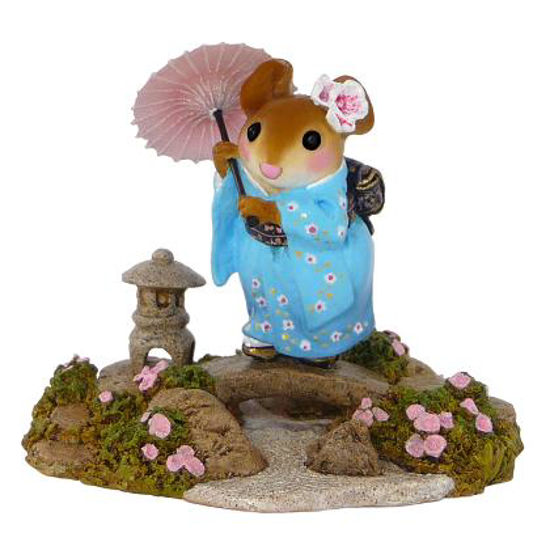 Japanese Garden M-459 by Wee Forest Folk®