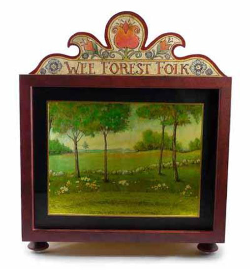Wee Forest Folk Display Case