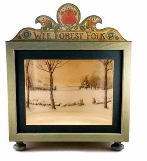Wee Forest Folk Display Case
