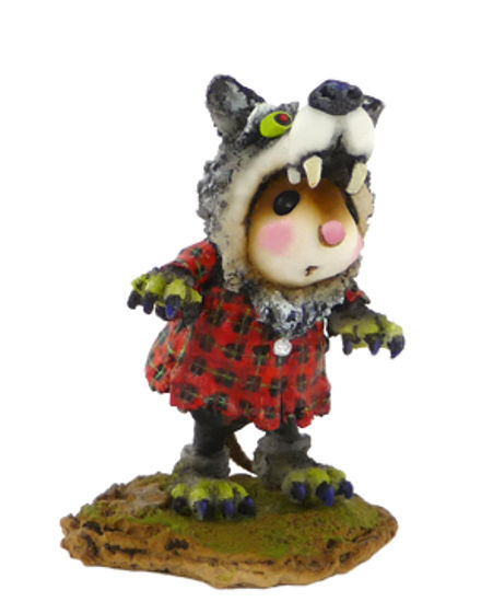 Were's the Wolf?  M-441 by Wee Forest Folk®