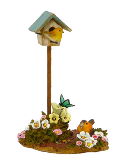 Birdhouse Accessory A-10 by Wee Forest Folk®