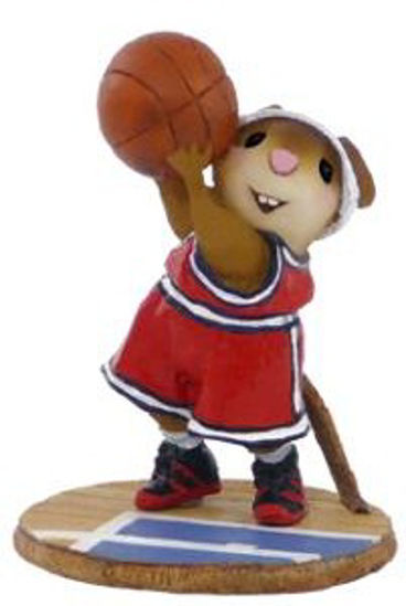 Free Throw MS-31 Red by Wee Forest Folk®