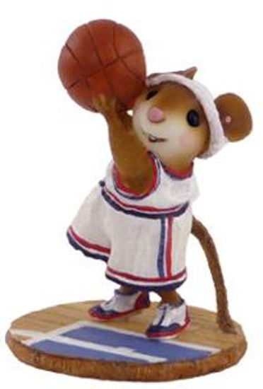 Free Throw MS-31 White by Wee Forest Folk®