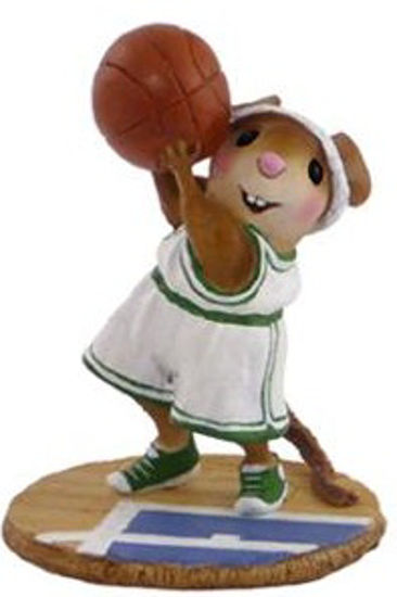 Free Throw MS-31 Green by Wee Forest Folk®