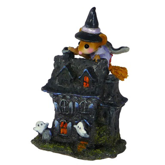 Wee Witchy's Haunt TM-07 by Wee Forest Folk®