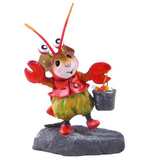 Happy Lobster Treater! M- 491 by Wee Forest Folk®