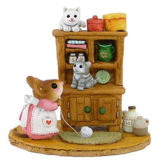 Kitty Cupboard M-480a by Wee Forest Folk®