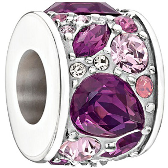 Mosaic Purple by Chamilia