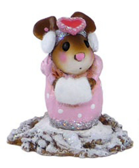 Little Missy Valentine M-476 Pink by Wee Forest Folk®