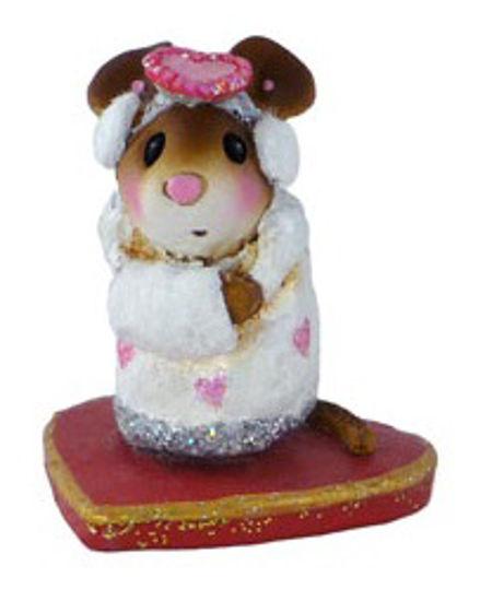 Little Missy Valentine M-476 White by Wee Forest Folk®