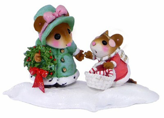 Come Along-It's Christmas! M-497 by Wee Forest Folk®