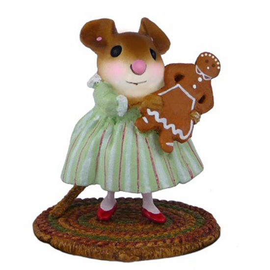 Gingerbread Girl M-499 by Wee Forest Folk®