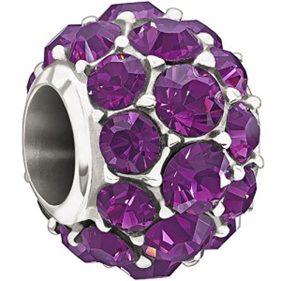 Purple Splendor by Chamilia