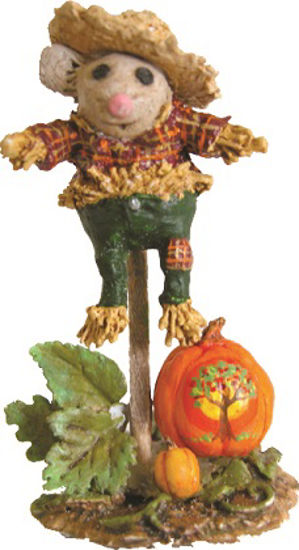Harvest Guardian (Fall Tree) by Wee Forest Folk®