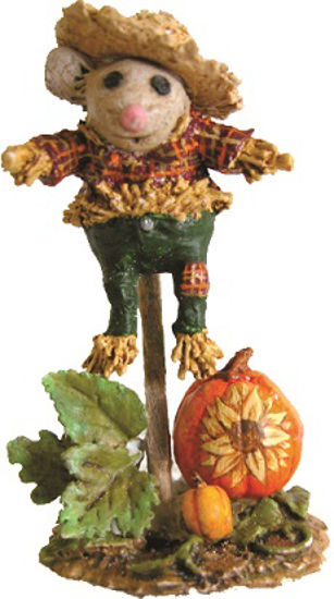 Harvest Guardian (Sunflower) by Wee Forest Folk®