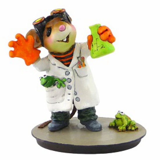 Our Mad Scientist! M-508 by Wee Forest Folk®