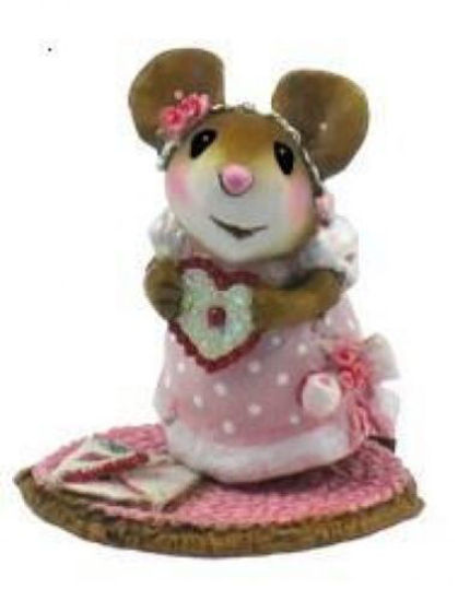 Somebody Loves Me M-386 Pink by Wee Forest Folk