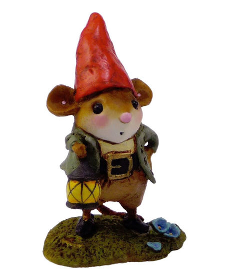 Garden Gnome M-391 by Wee Forest Folk