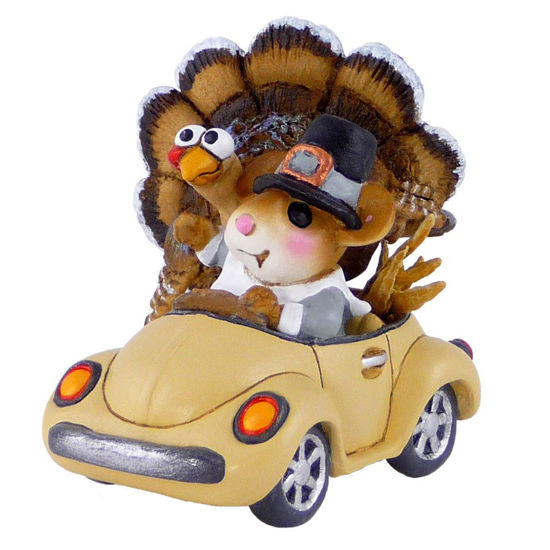 Honk for Thanksgiving! M-454d by Wee Forest Folk