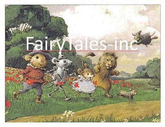 Off To See The Wizard Note Card by Wee Forest Folk®