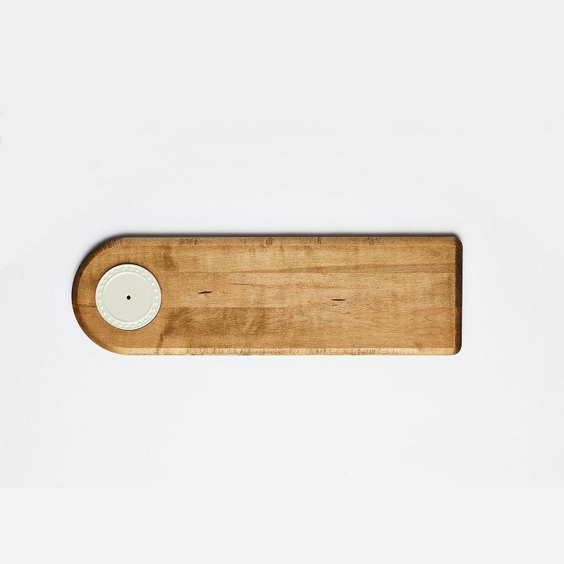 Bread Board by Nora Fleming