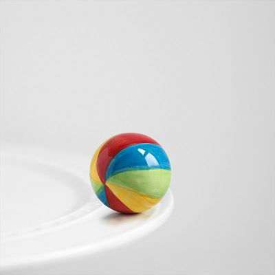 Have a Ball (Beach Ball) Mini by Nora Fleming