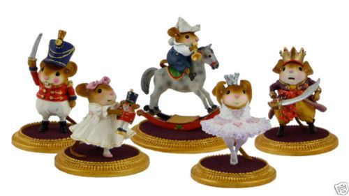 The Nutcracker Unmatched Set by Wee Forest Folk