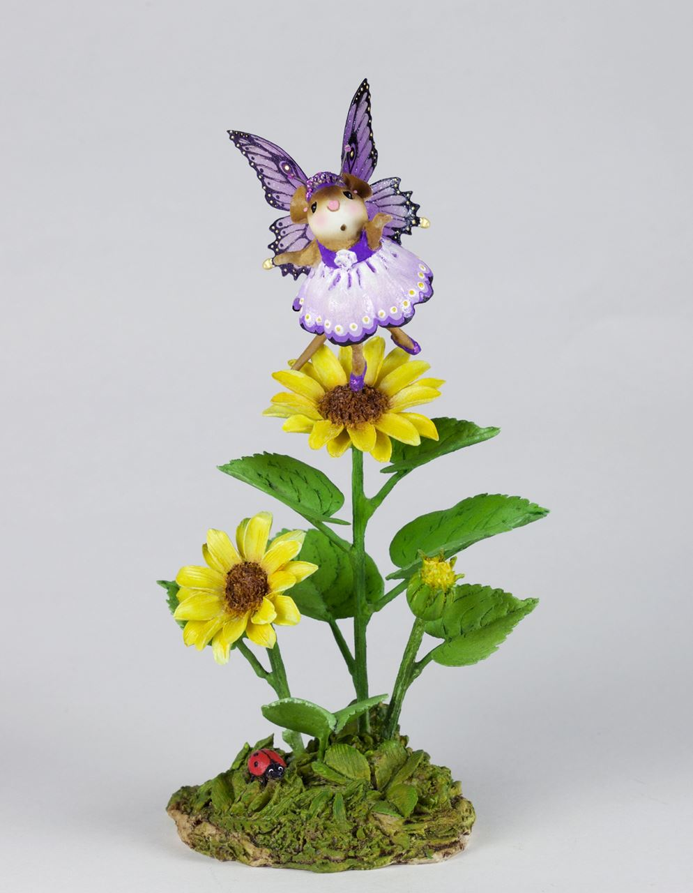 Dancing Sunflower by Wee Forest Folk®
