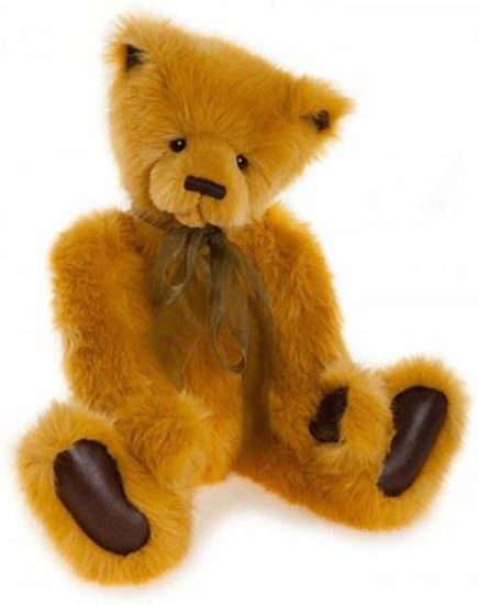 Keeper Teddy Bear by Charlie Bears™