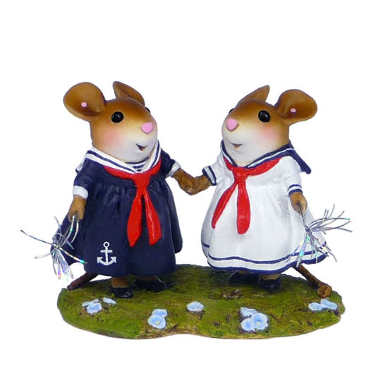 Sparkler Sisters M-528 by Wee Forest Folk®