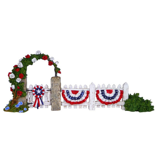 Picket Fence A-26 by Wee Forest Folk®