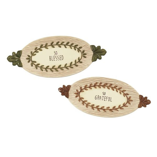 Nested Trays Set of 2 by Grasslands Road
