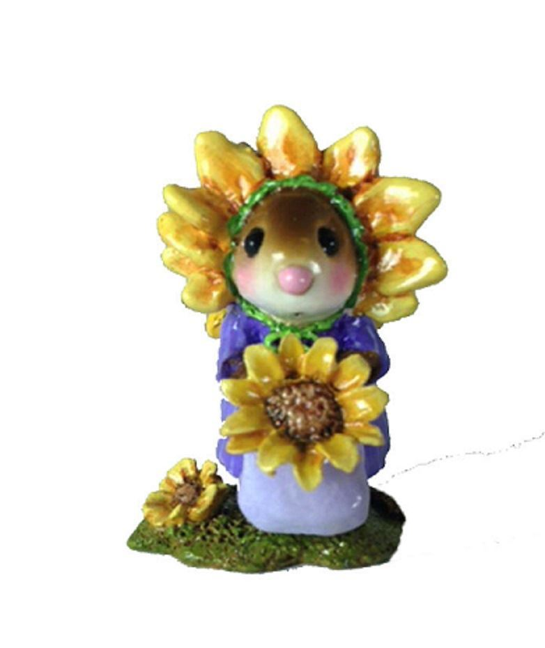 Little Miss Sunflower by Wee Forest Folk®