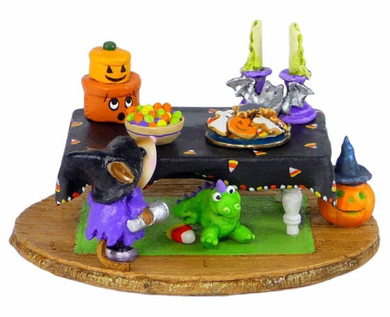Spooky Smorgasbord M-302d by Wee Forest Folk®