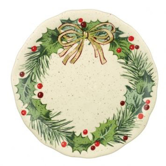 Holly Accent Plate by Grasslands Road