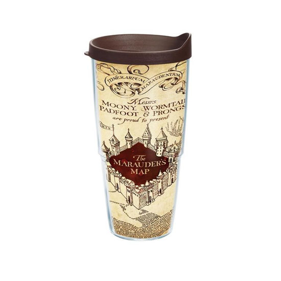Harry Potter™ - The Marauder's Map 24oz. Tumbler by Tervis