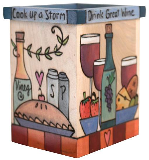 Cook Up A Storm Kitchen Box by Sticks