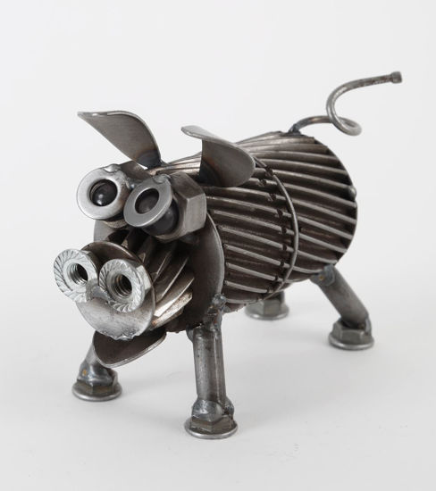 Petunia the Pig by Engine-New-Ity®
